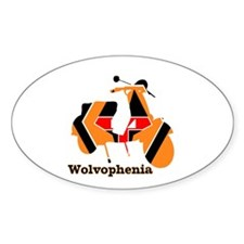 WOLVOPHENIA WOLVES Decal