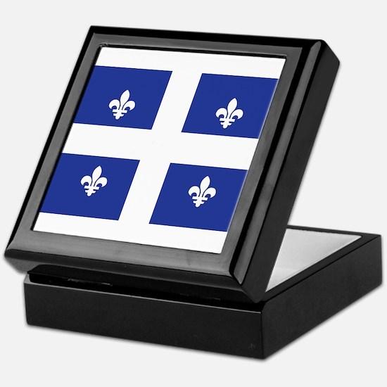 QUEBEC Tile Box