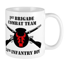 1st BCT 34th Infantry Division (1) Mug