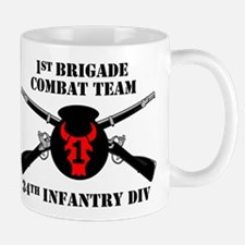 1st BCT 34th Infantry Division (1) Mug