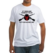 1st BCT 34th Infantry Division (1) Shirt