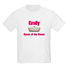 Emily - Queen of the House T-Shirt