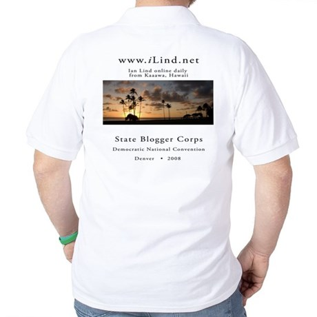 State Blogger Corps - Golf Shirt