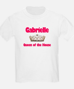 Gabrielle - Queen of the Hous T-Shirt