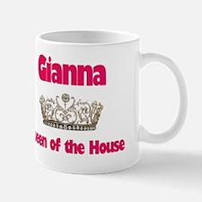 Gianna - Queen of the House Mug
