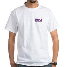 I Wear Purple For My Boyfriend 14 Shirt