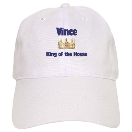 Vince - King of the House Cap