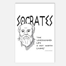Socrates Postcards (Package of 8)