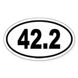 42.2 Bumper Stickers