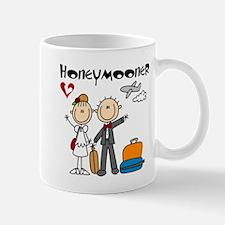 Stick Figures Honeymooner Mug
