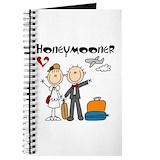 Honeymoon Journals & Spiral Notebooks