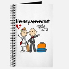 Stick Figures Honeymooner Journal