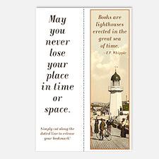 Lighthouse Single bookmark (8 pak)
