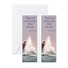 Sea Words 4 bookmark kit (10 pak)