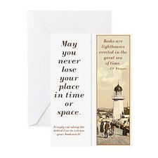 Lighthouse Bookmark Card Kit (10 pak)