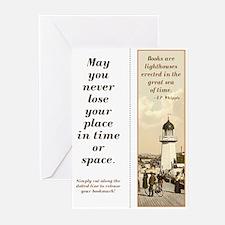 Lighthouse 3 bookmark kit (10 pak)
