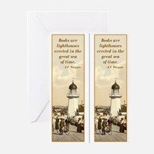Lighthouse 4 Bookmark Kit (10 pak)