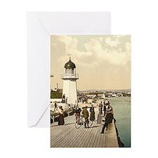 Lighthouse Bookmark Card (Single)