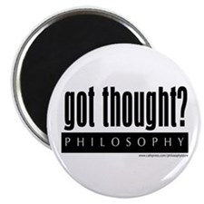 Got Thought? Magnet