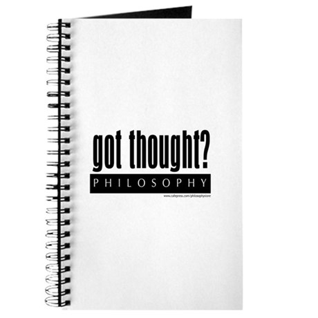 Got Thought? Journal