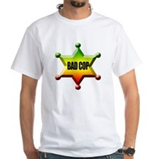 Bad Cop Good Cop Rasta Shirt