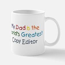 Greatest Copy Editor Mug