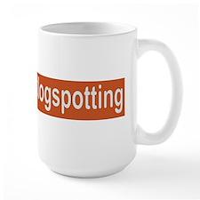 blogspotting Mug
