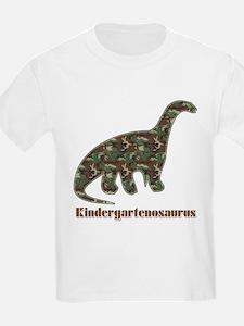 Kid Dinosaur T-Shirt