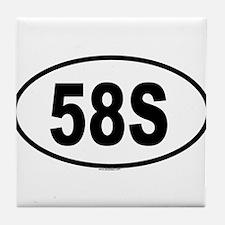 58S Tile Coaster