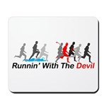 Runnin' With the Devil Mousepad