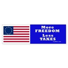 more freedom less taxes