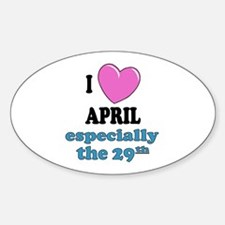 PH 4/29 Oval Decal