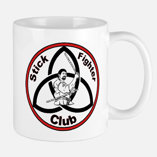 Stick Fighter Club Mug