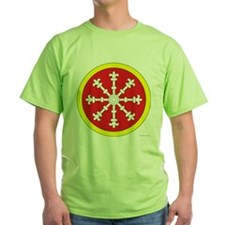 Aethelmearc Green T-Shirt