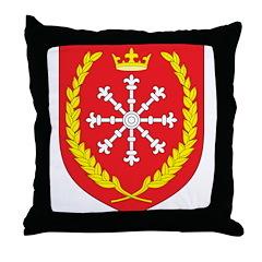 Aethelmearc Throw Pillow