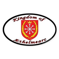 Aethelmearc Oval Decal