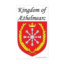 Aethelmearc Rectangle Sticker