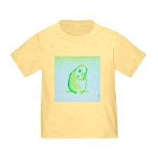 Spring Green Budgie T