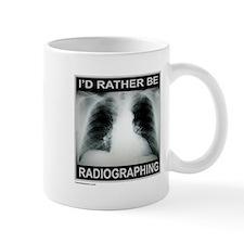 RADIOGRAPHING Mug