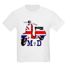 Mods Scooter T-Shirt