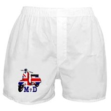 Mods Scooter Boxer Shorts