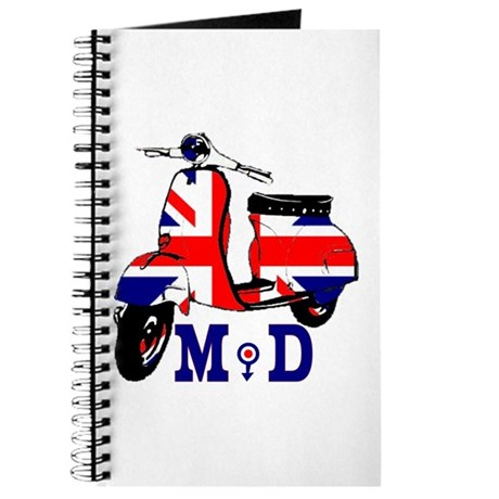 Mods Scooter Journal