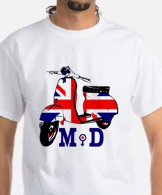 Mods Scooter Shirt