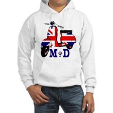 Mods Scooter Hoodie
