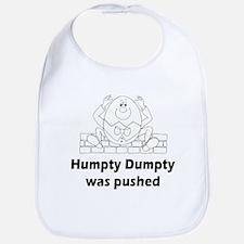Humpty Dumpty Bib