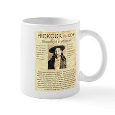 Hickock vs. Coe Mug