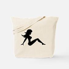 Mud Flap Girl Tote Bag