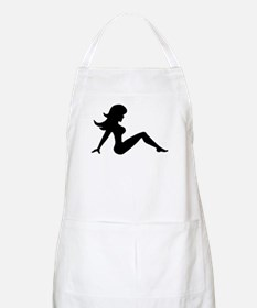 Mud Flap Girl BBQ Apron