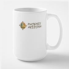 Phoenix Arizona Large Mug
