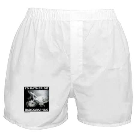 RADIOGRAPHING Boxer Shorts